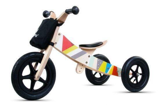 Tricikel poganjalec TWIST CLASSIC