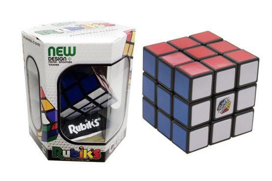 Rubikova kocka 3x3x3, RUBIK'S