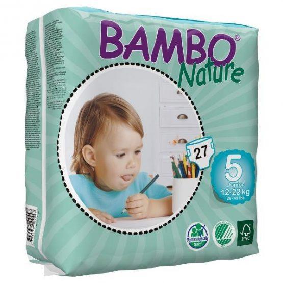 Plenice BAMBO Nature 5