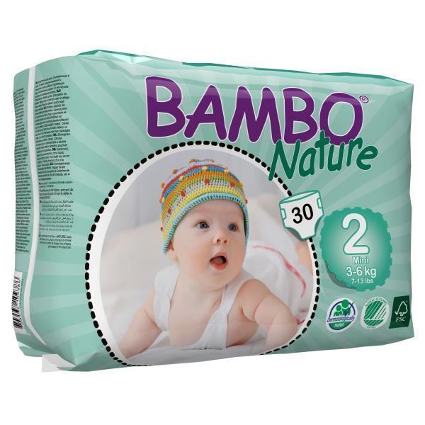 Plenice BAMBO Nature 2