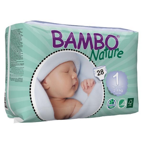 Plenice BAMBO Nature 1
