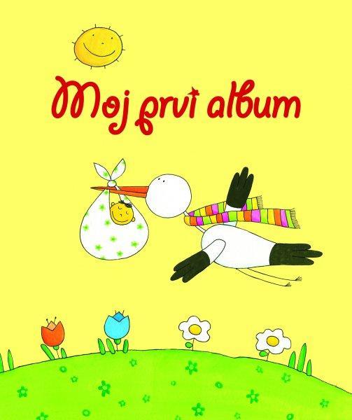Moj prvi album, rumen