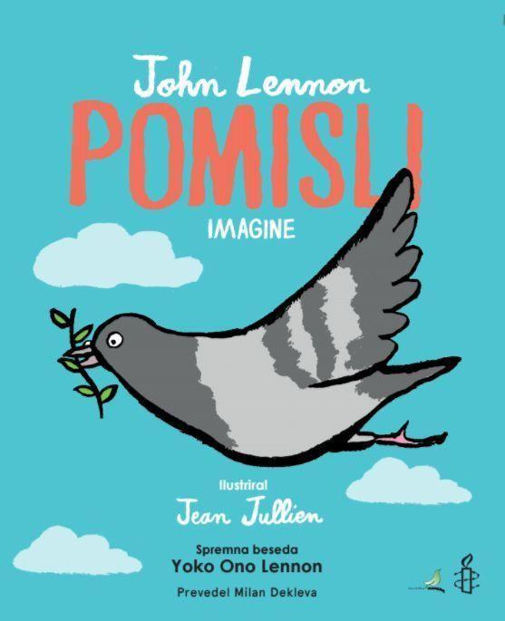 Pomisli / Imagine – John Lennon