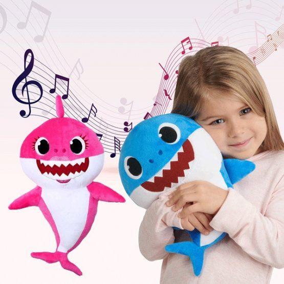 Morski pes z melodijo, roza