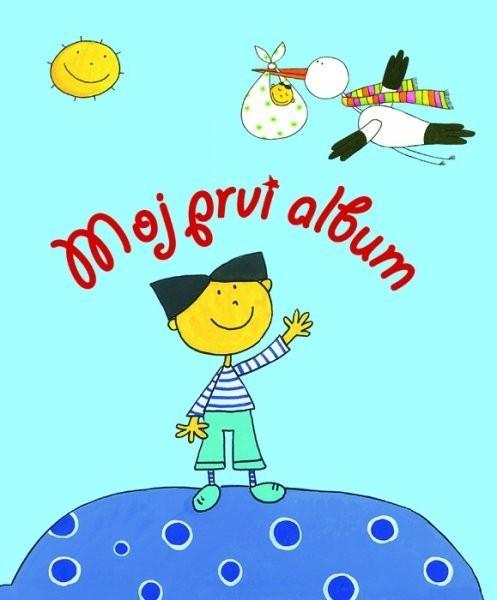 Moj prvi album, moder