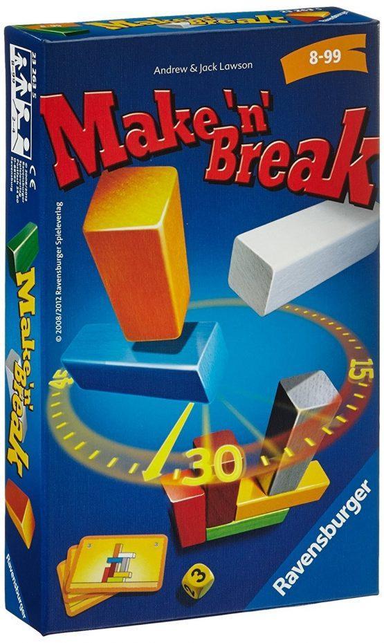 Igra MAKE'N'BRAKE mini