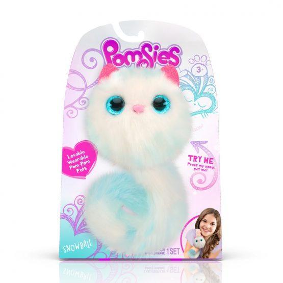 POMSIES, interaktivna muca Snowball