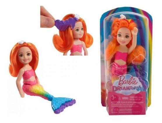 Barbie Dreamtopia, mala morska deklica