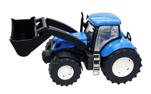 Traktor s kiblo NEW HOLLAND