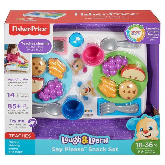 Fisher Price glasbena mizica