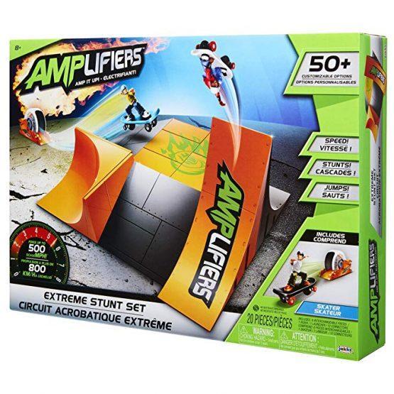AMPlifiers veliki set s skakalnico