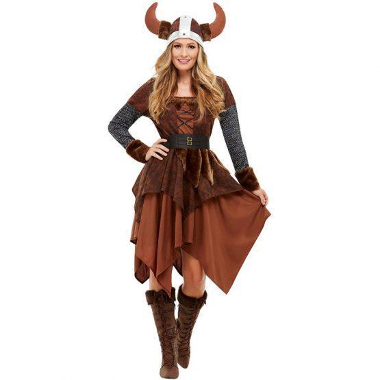 Kostum VIKING KRALJICA