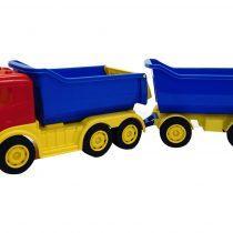 kamion s prikolico