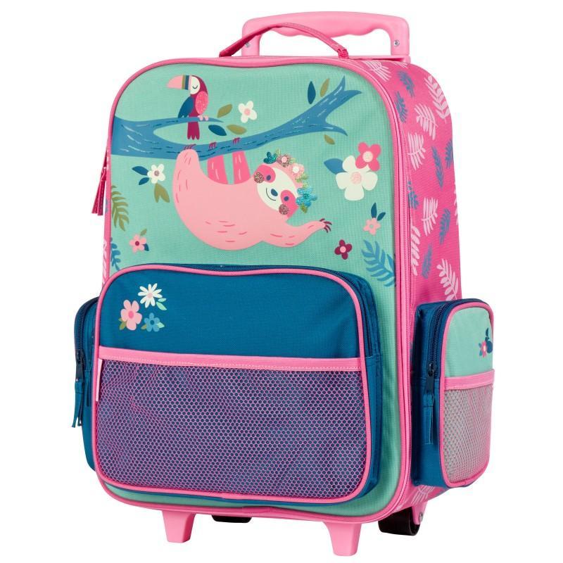 Otroški potovalni kovček, LENIVEC