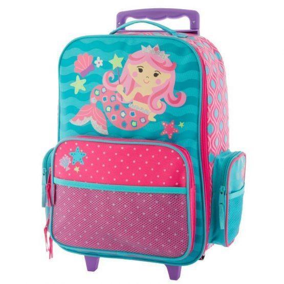 Otroški potovalni kovček, MORSKA DEKLICA