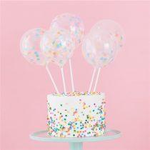 mini baloni dekoracija