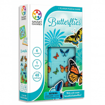miselna igra metulji