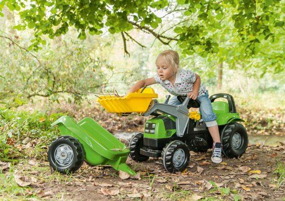 traktor na pedala
