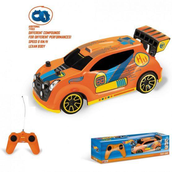 Avto na daljinca, Hot Wheels R/C Fast 4WD