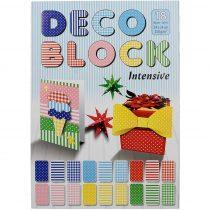blok barvnih kartonov