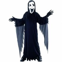 kostum črni duh