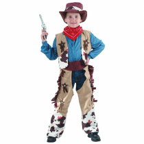 kostum kavboj