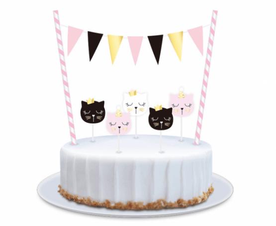 Dekoracija za torto, MUCE