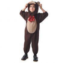 kostum medved