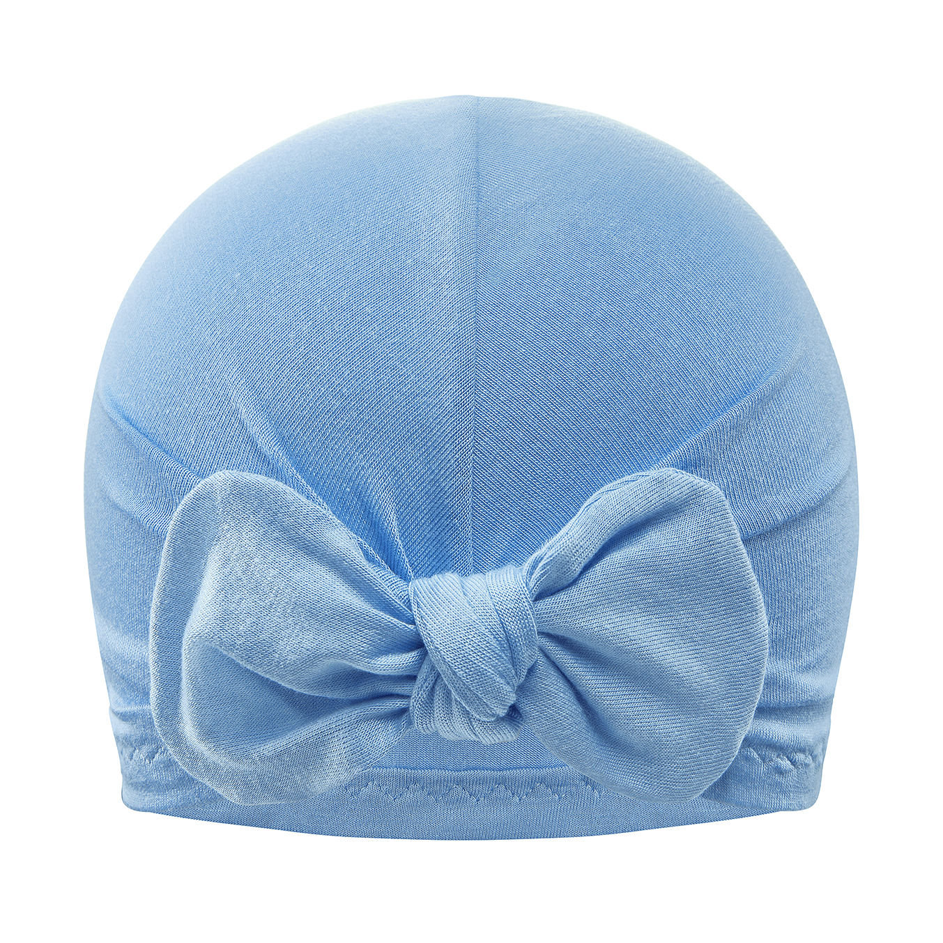 Otroška turban kapica, LIGHT BLUE