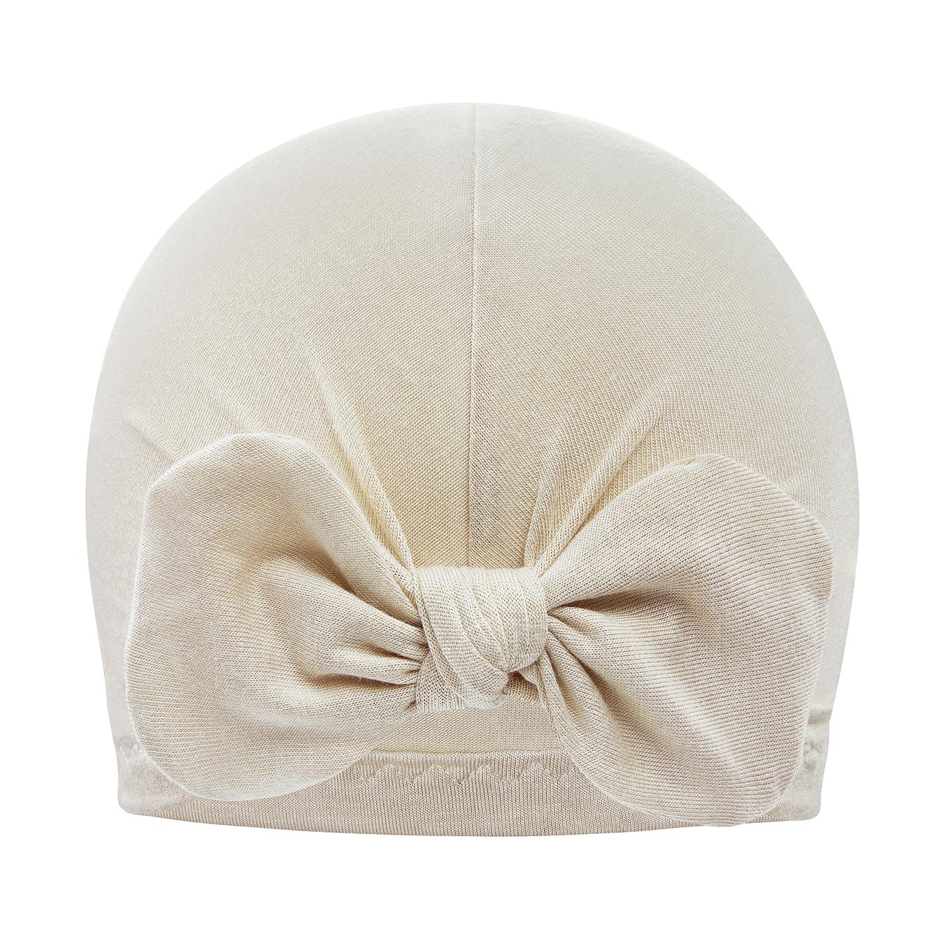 Otroška turban kapica, CREAM