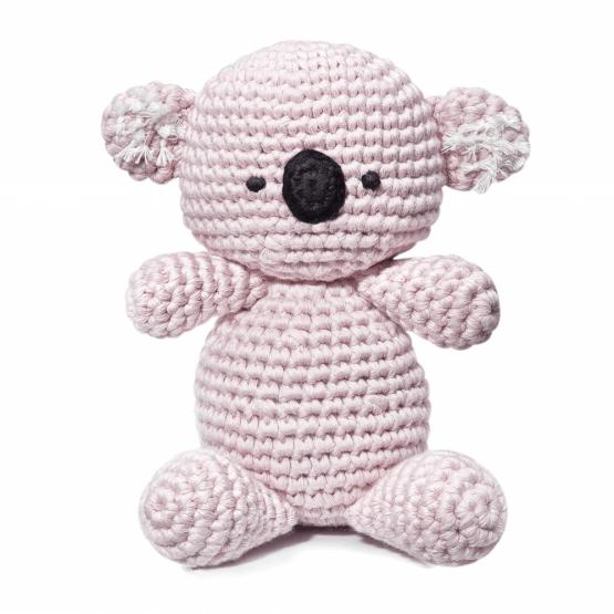 MAYLILY pletena koala, ROZA