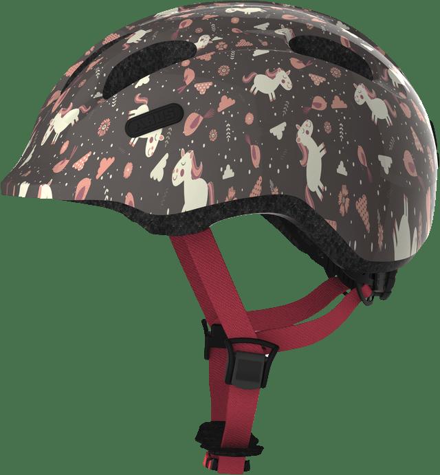 Čelada ABUS Smiley 2.0 ROSE HORSE, 45 – 50 cm