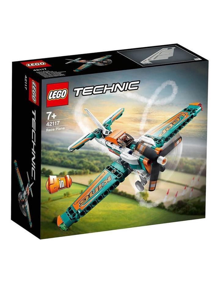LEGO 42117 – Tekmovalno letalo