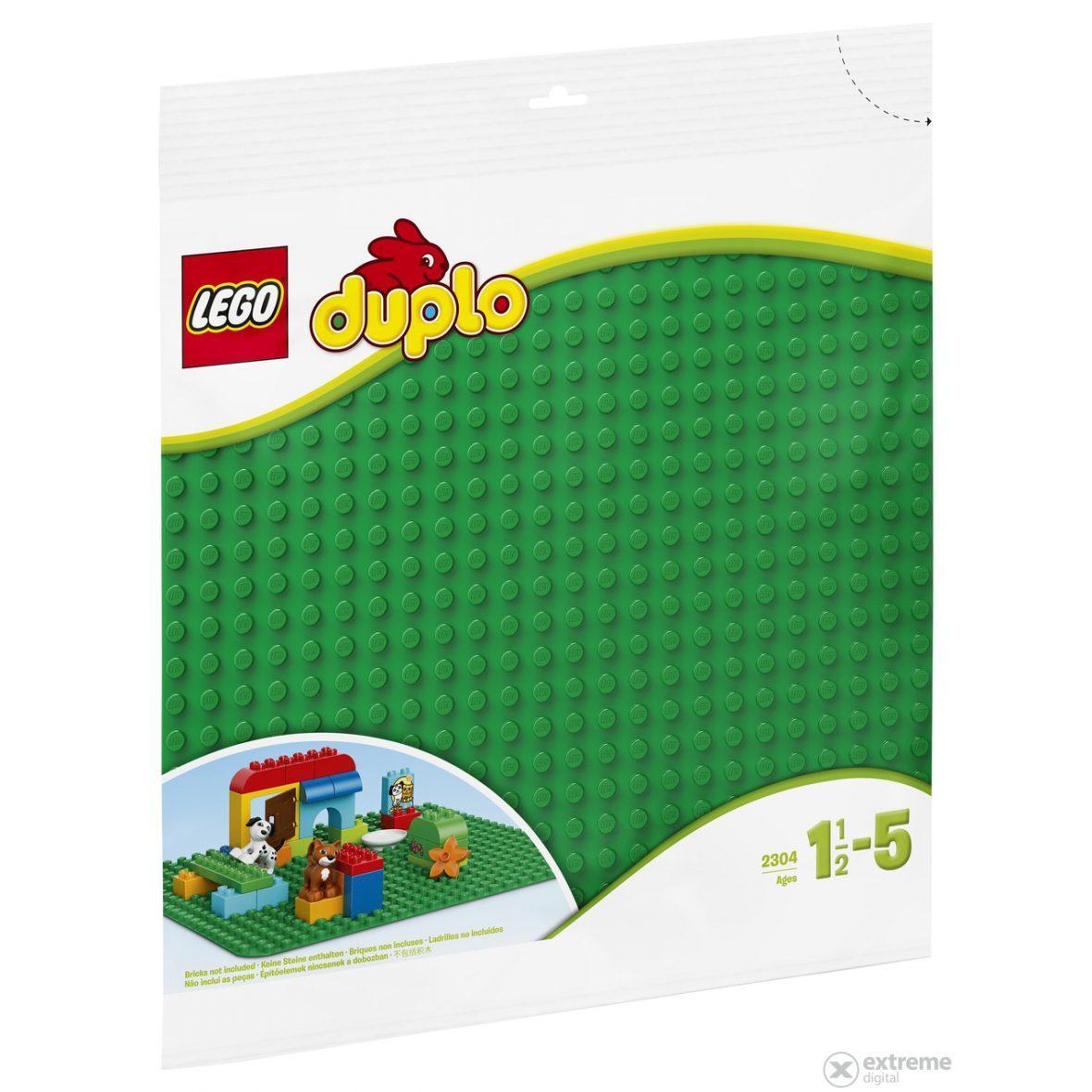 Lego 2304, Duplo zelena plošča