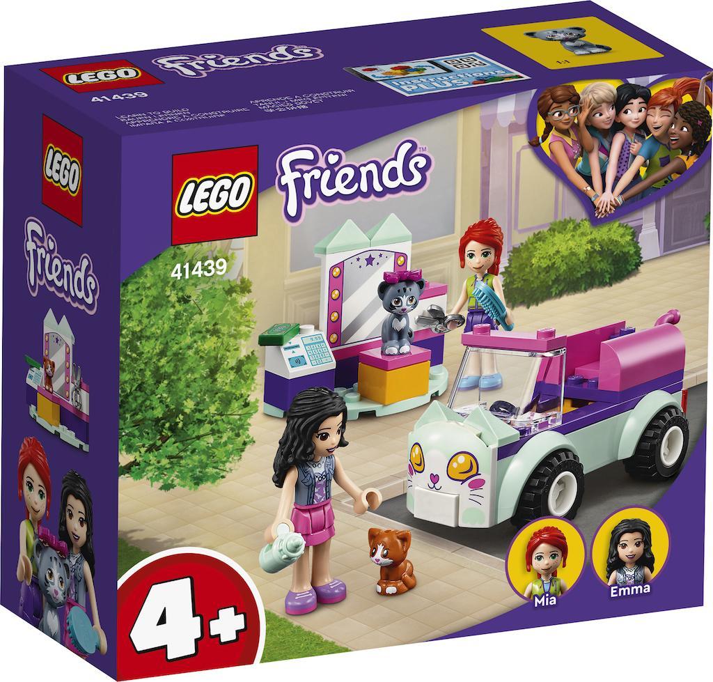 LEGO 41439 – Avtomobil za nego mačk