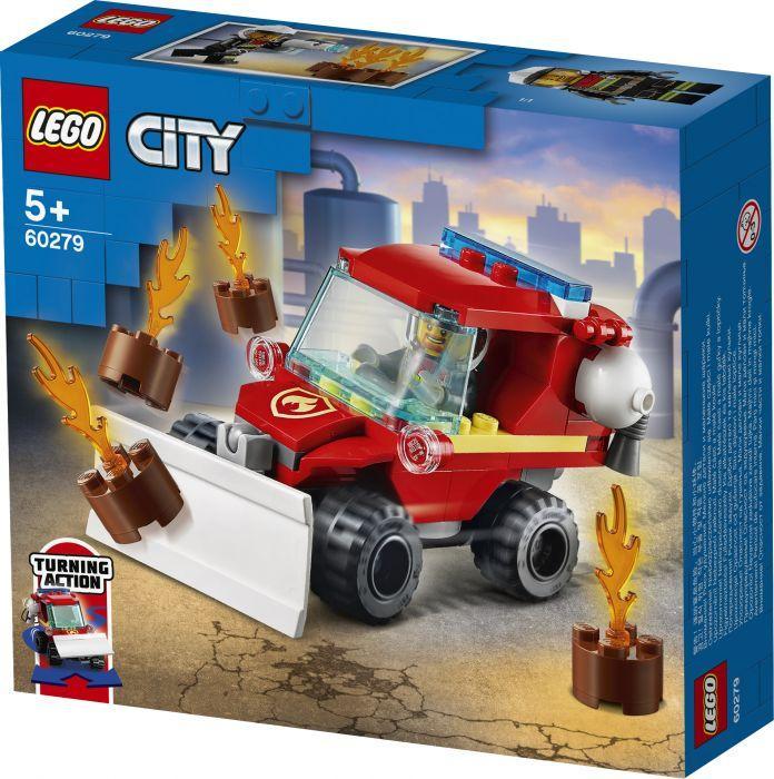 LEGO 60279 – Vozilo za gašenje požarov