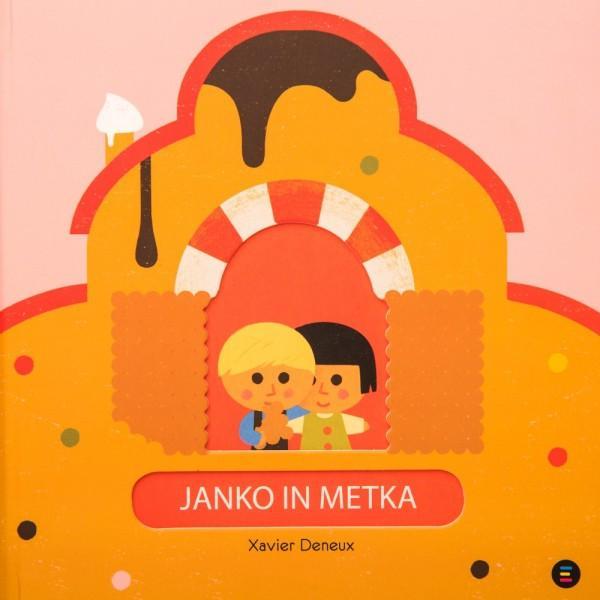 Janko in Metka, kartonka