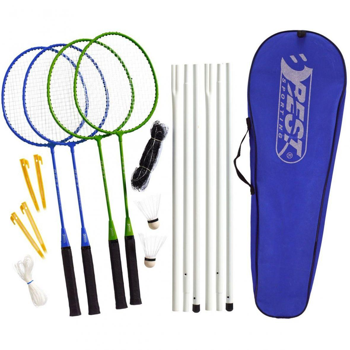 Mega badminton set, 5v1
