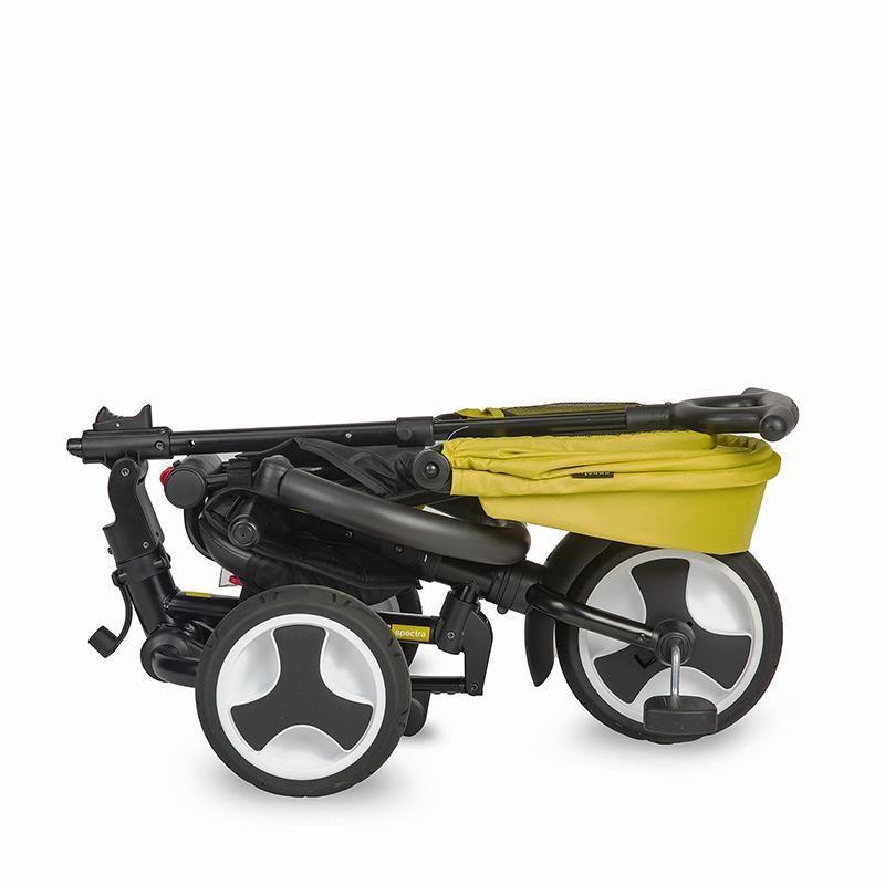 zložljiv tricikel