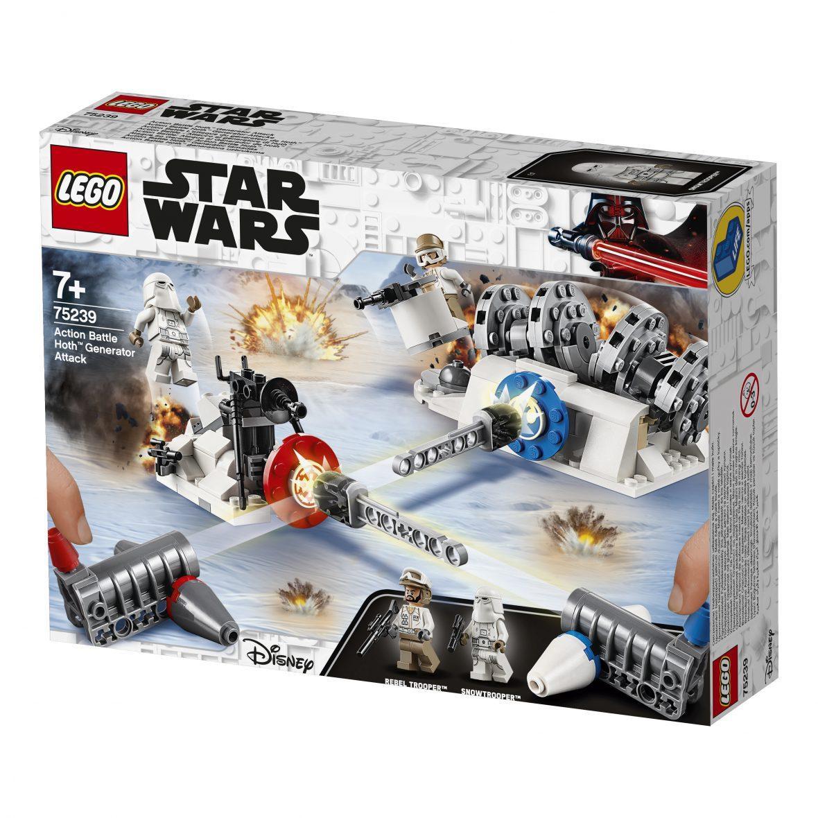 LEGO 75329 – STAR WARS akcijska bitka