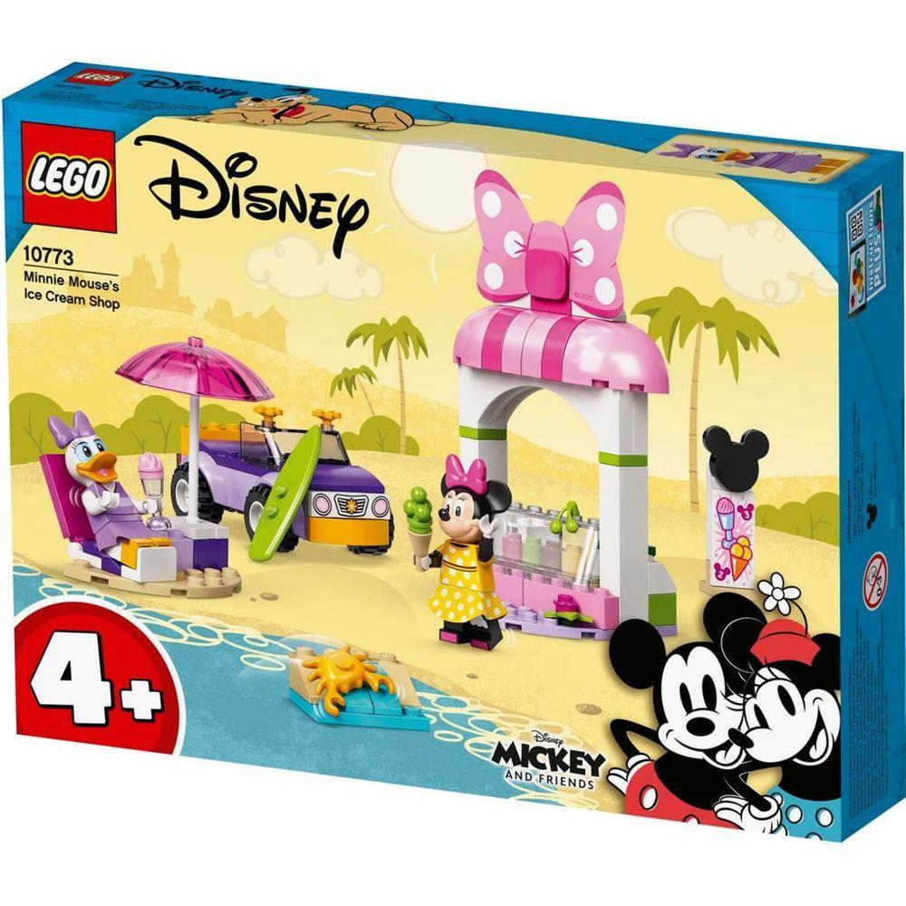 LEGO 10773 – Sladoledarna Mini Miške