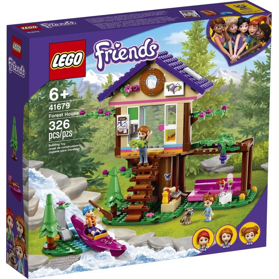 LEGO 41679 –  Gozdna hiša