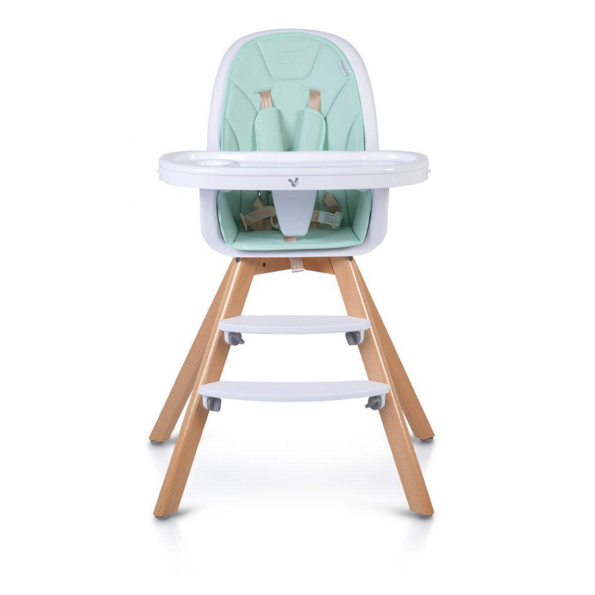 leseni stolček
