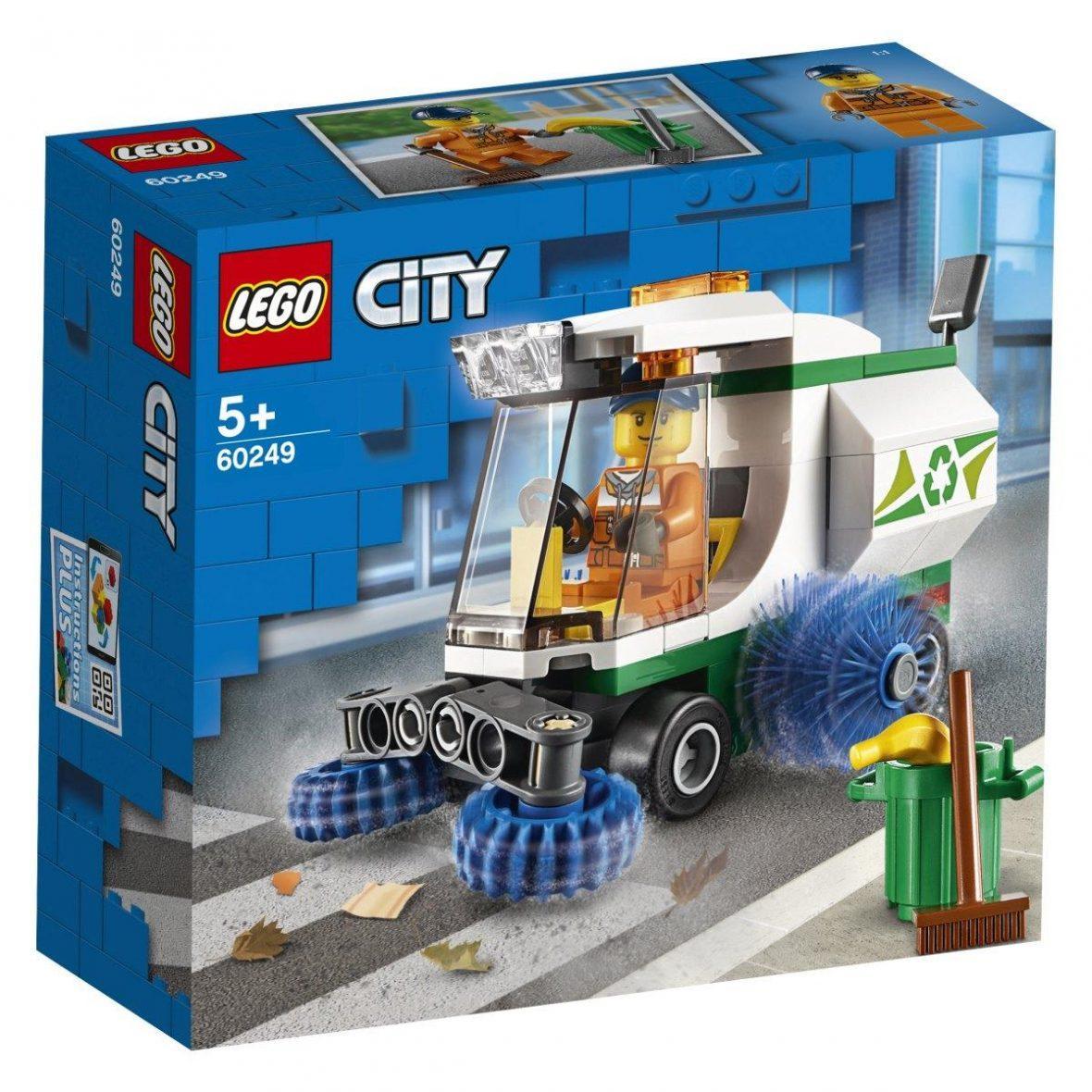LEGO 60249 – Cestni pometač