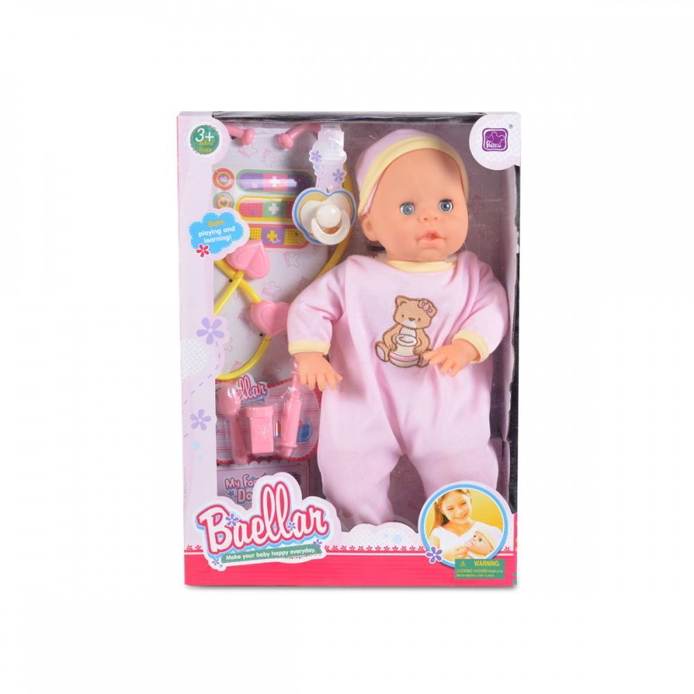 Dojenček lutka Baellar, 45 cm