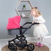 voziček za punčke
