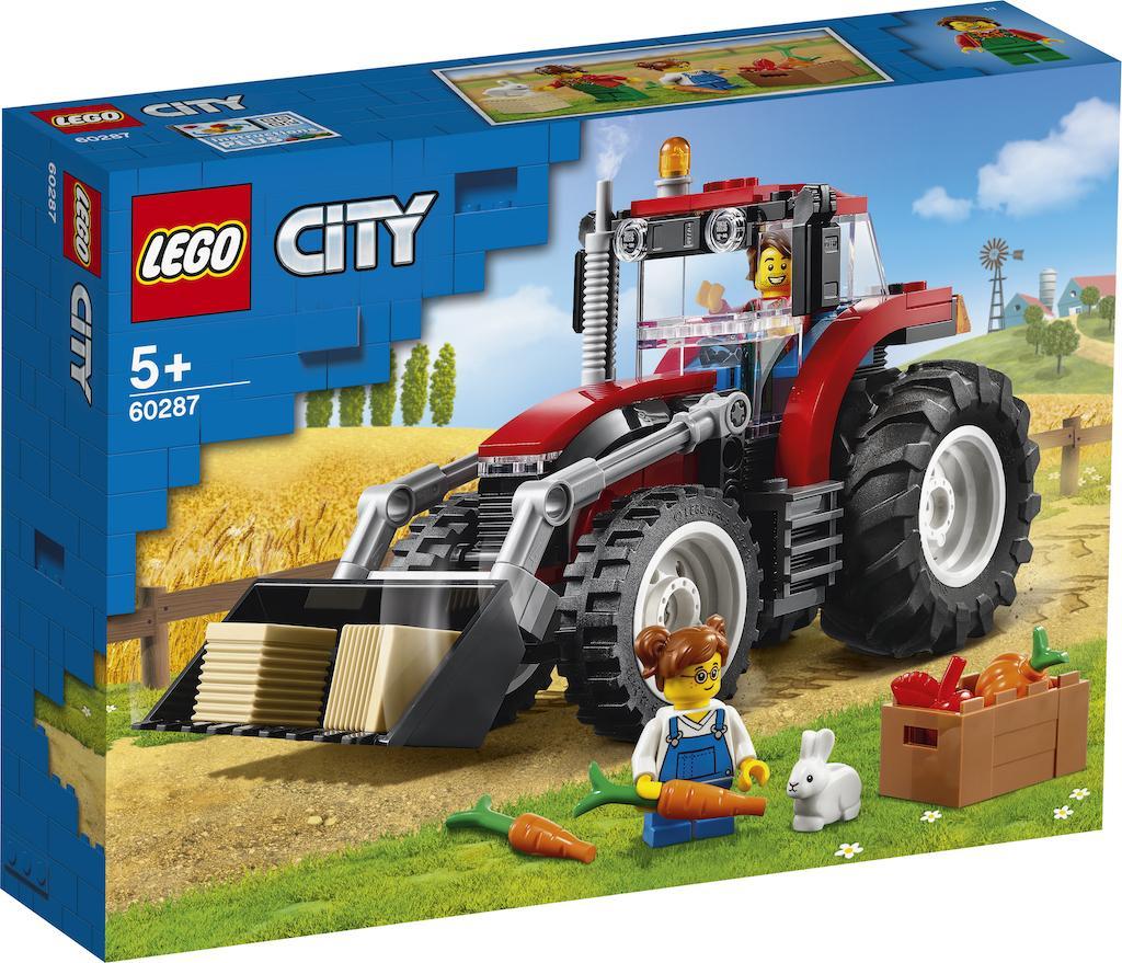 LEGO 60287 – Traktor