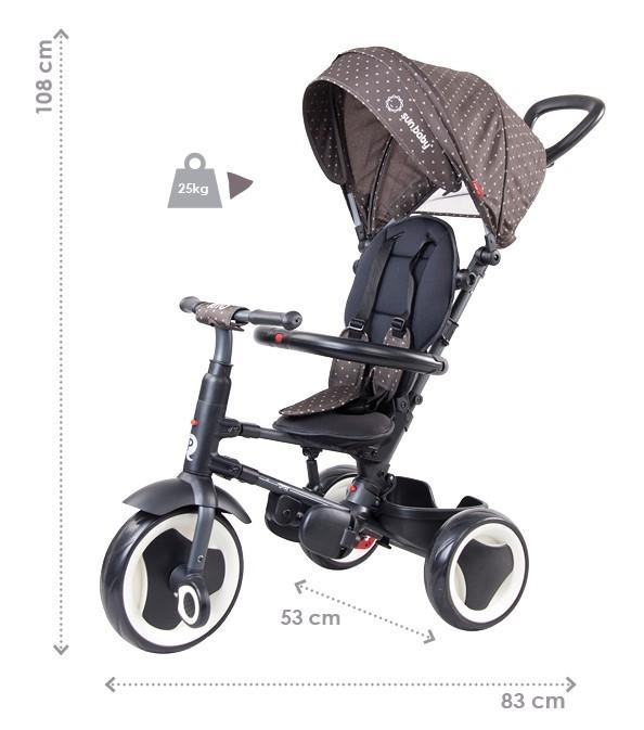 tricikel qplay