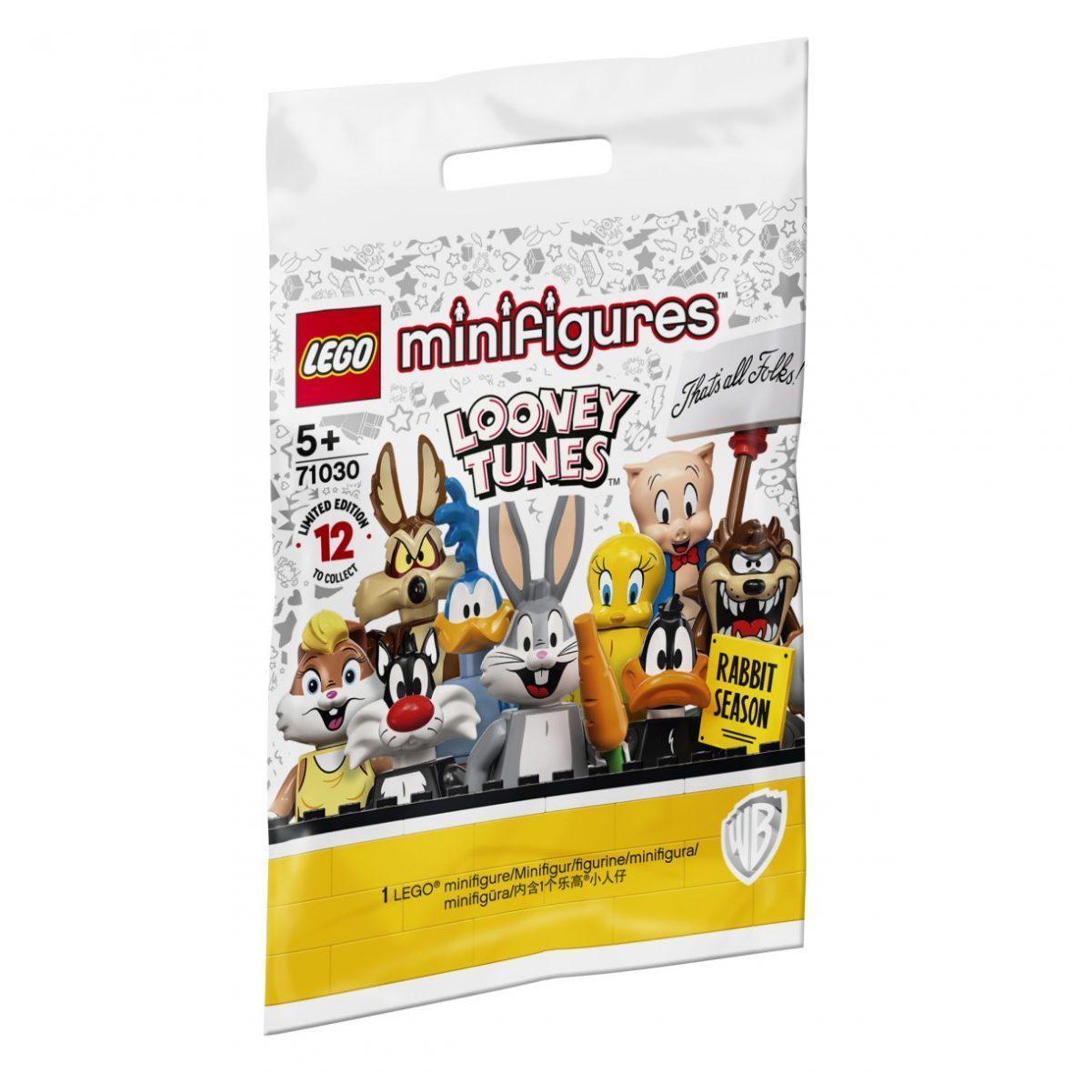 LEGO mini figurice 71030 – Looney Tunes
