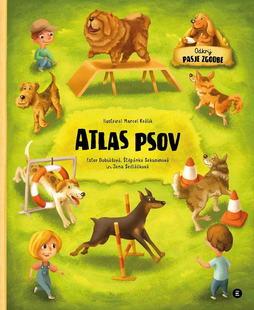 Atlas psov